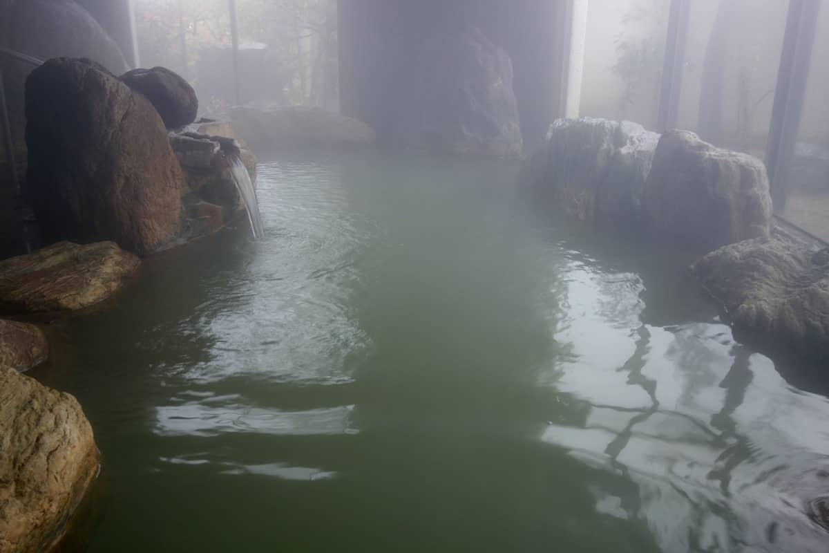 大の目温泉