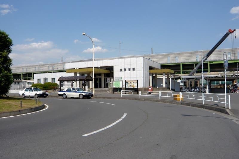 宇都宮線 東鷲宮駅