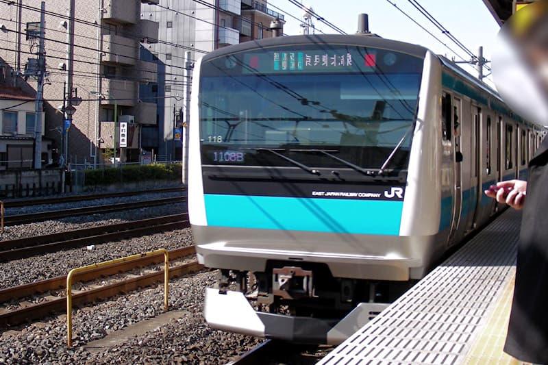 京浜東北線 西川口駅