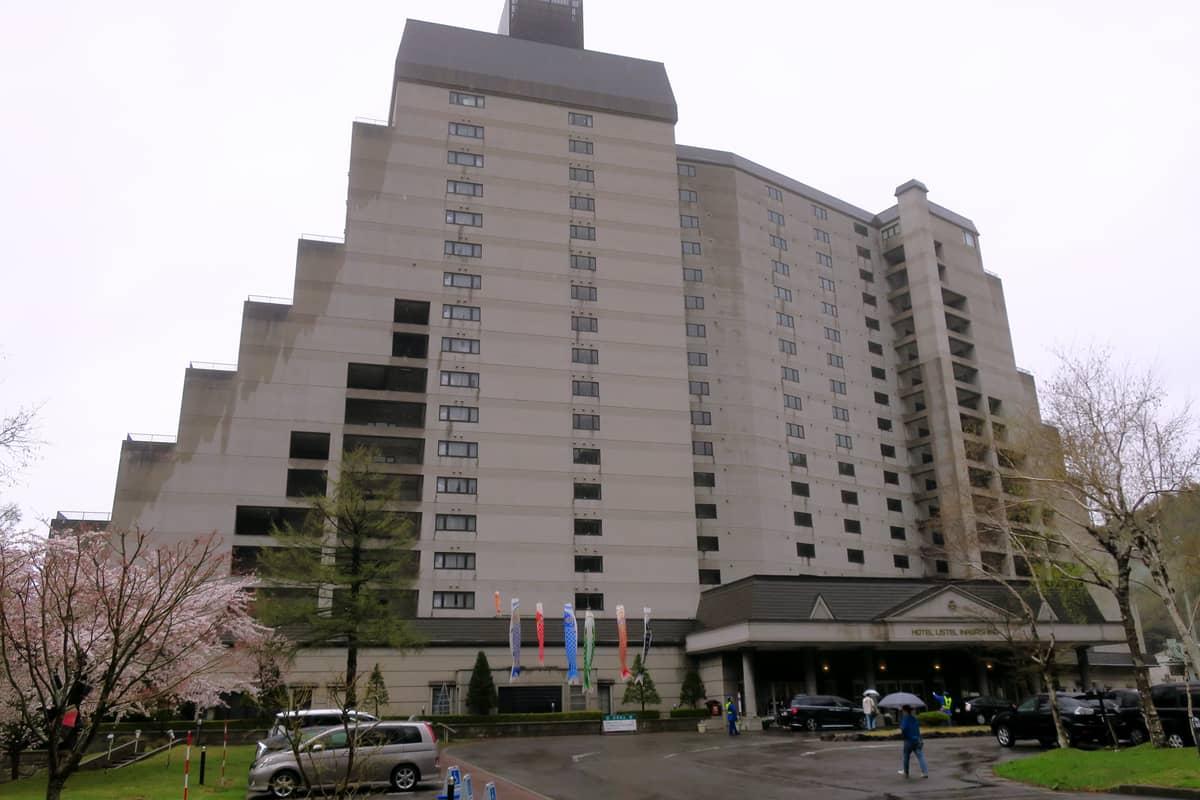 ホテルリステル猪苗代