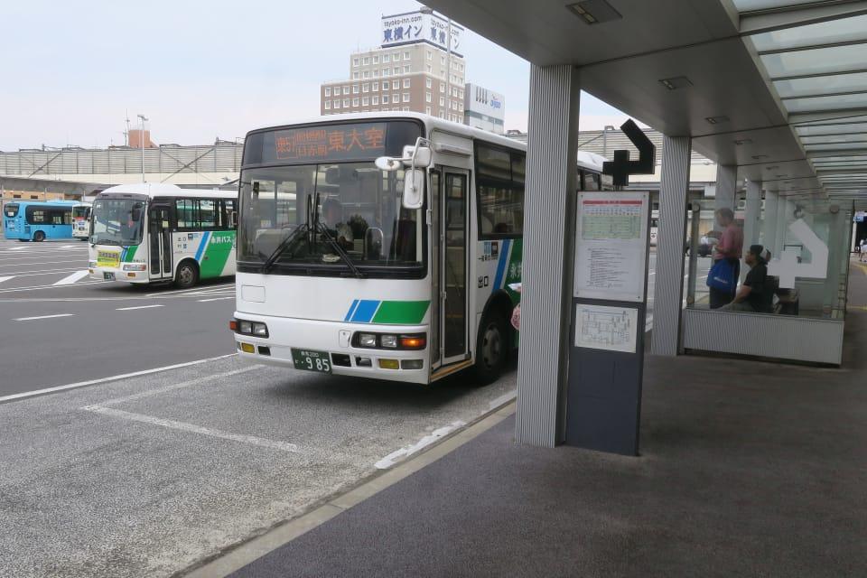永井バス 東大室