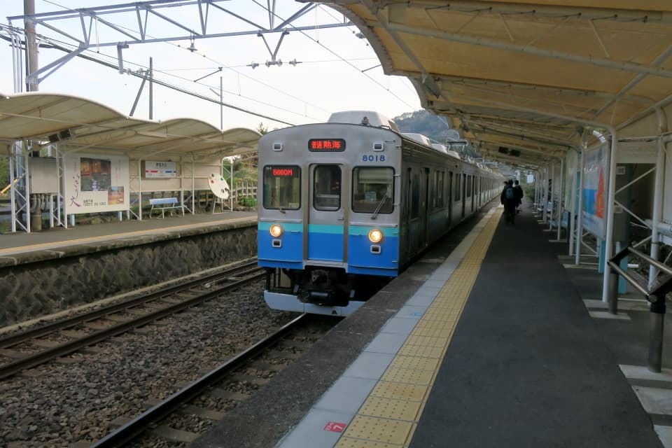 伊豆大川駅