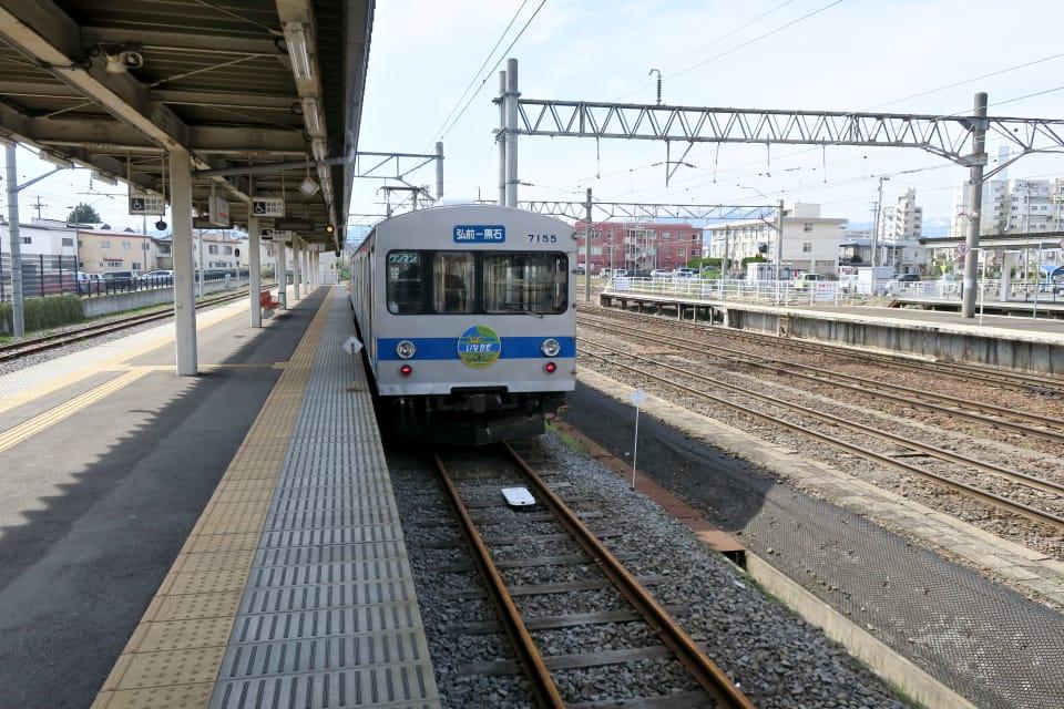 弘前駅 弘南鉄道弘南線
