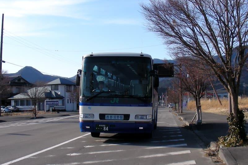 JRバス 下田野
