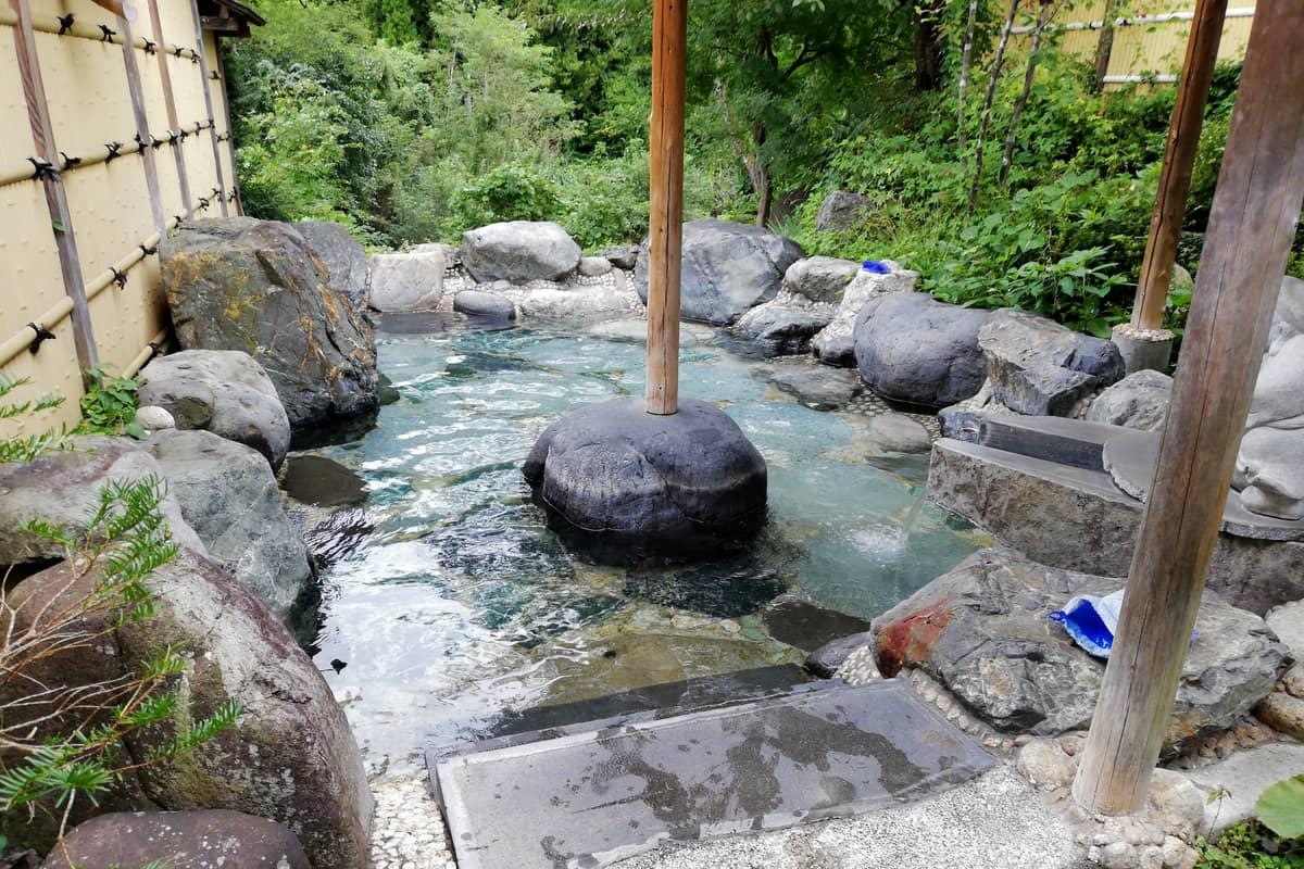 幡谷温泉 ささの湯