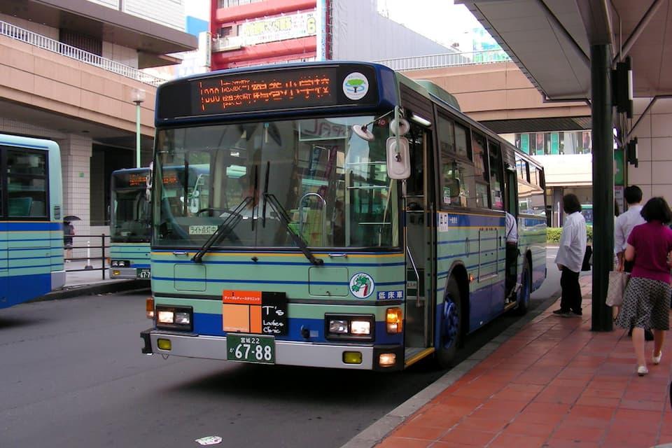 仙台市交通局の市バス