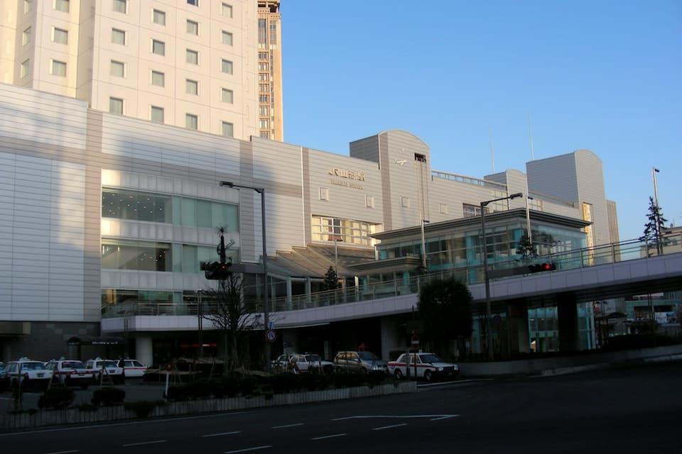 山形駅東口