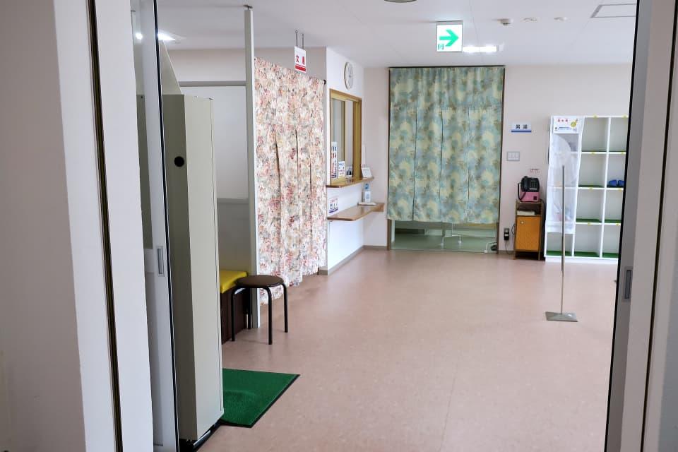 藤崎町常盤老人福祉センター ときわ温泉