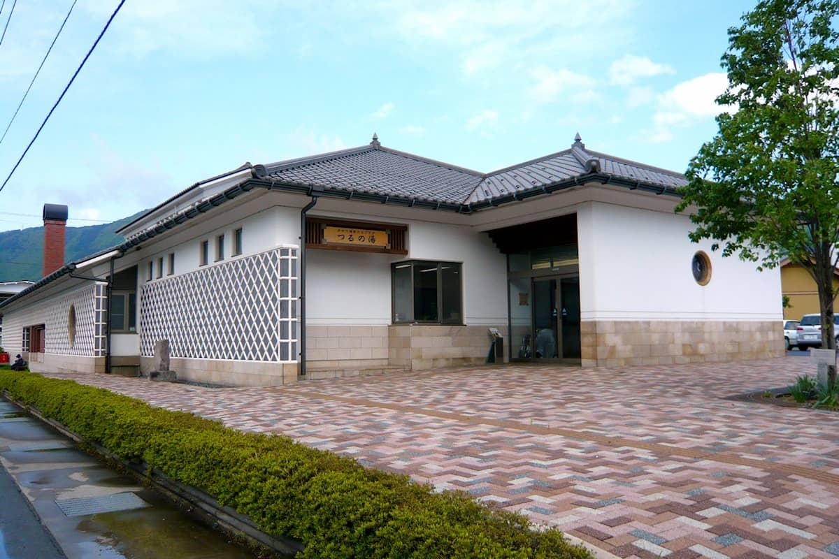 上山田温泉 保養センター つるの湯 (長野県千曲市)