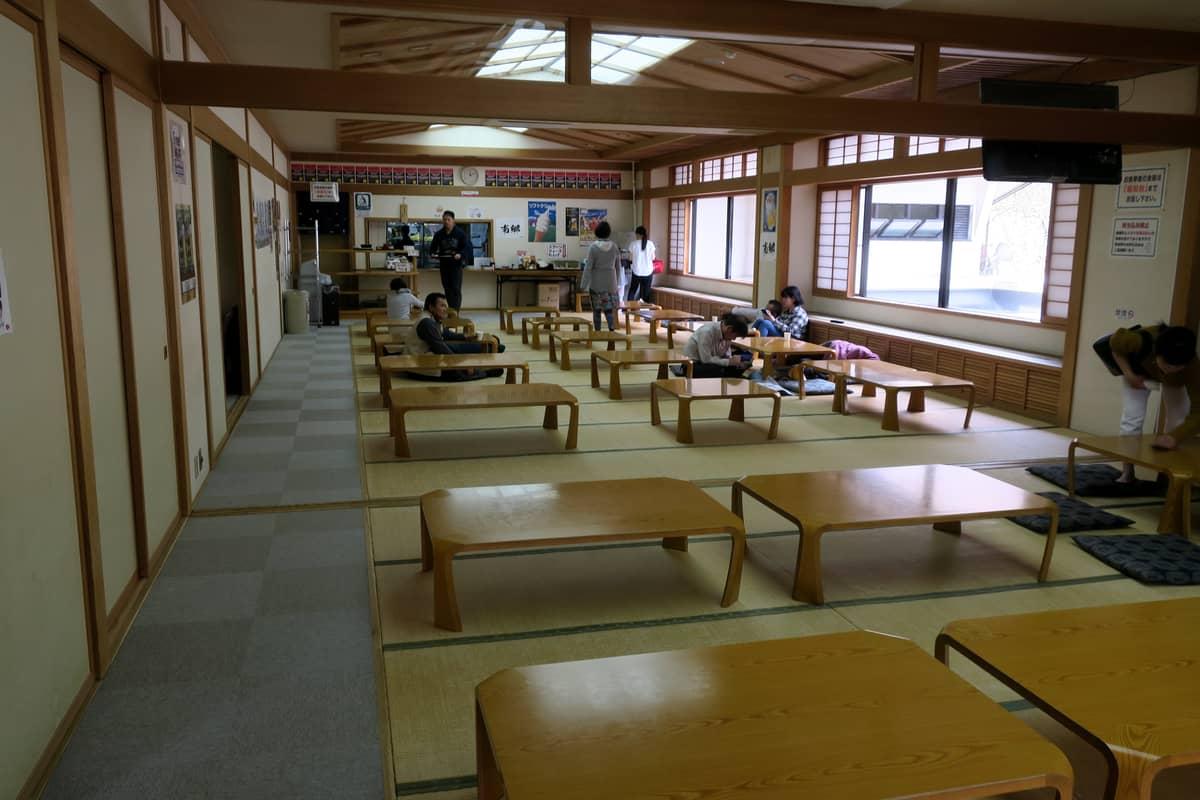 山口温泉 道の駅きらら289