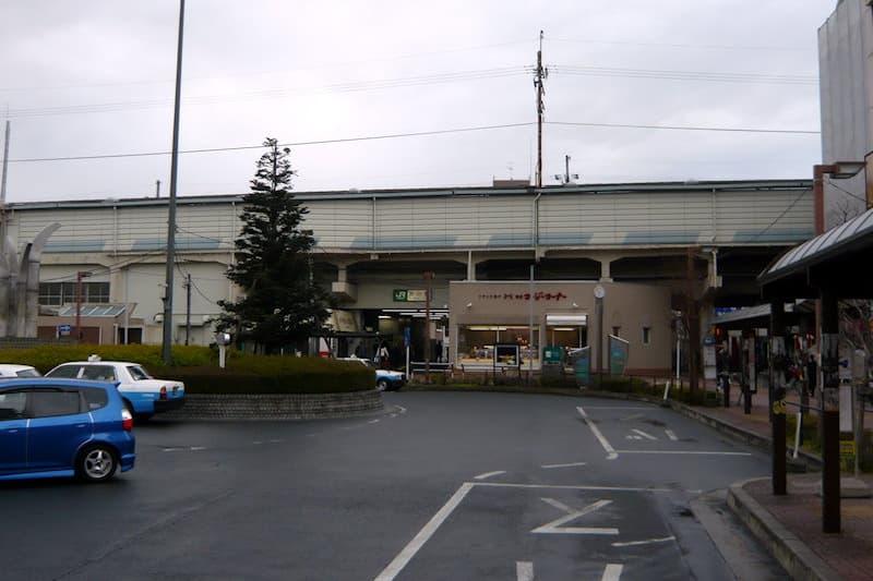 吉川駅 北口