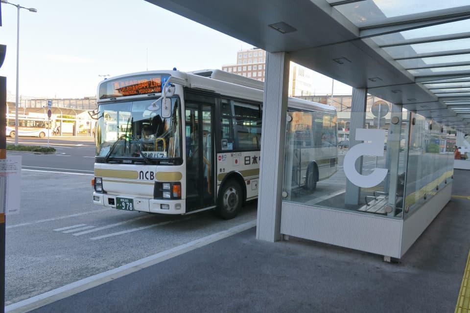日本中央バス 吉岡線