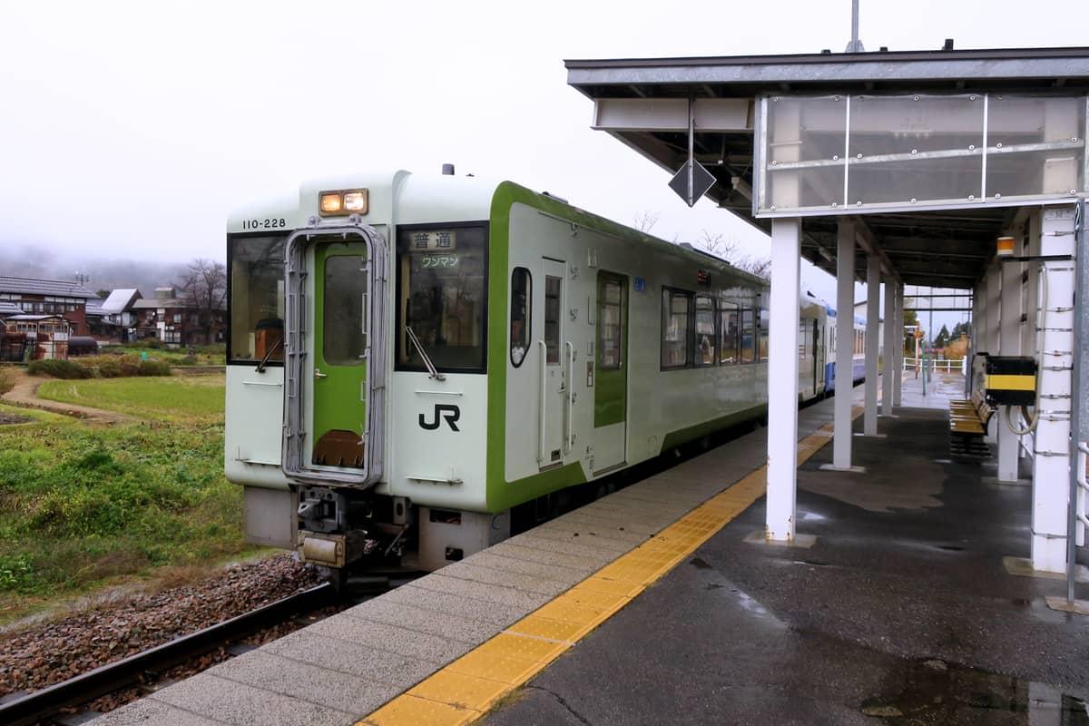 越後田沢駅